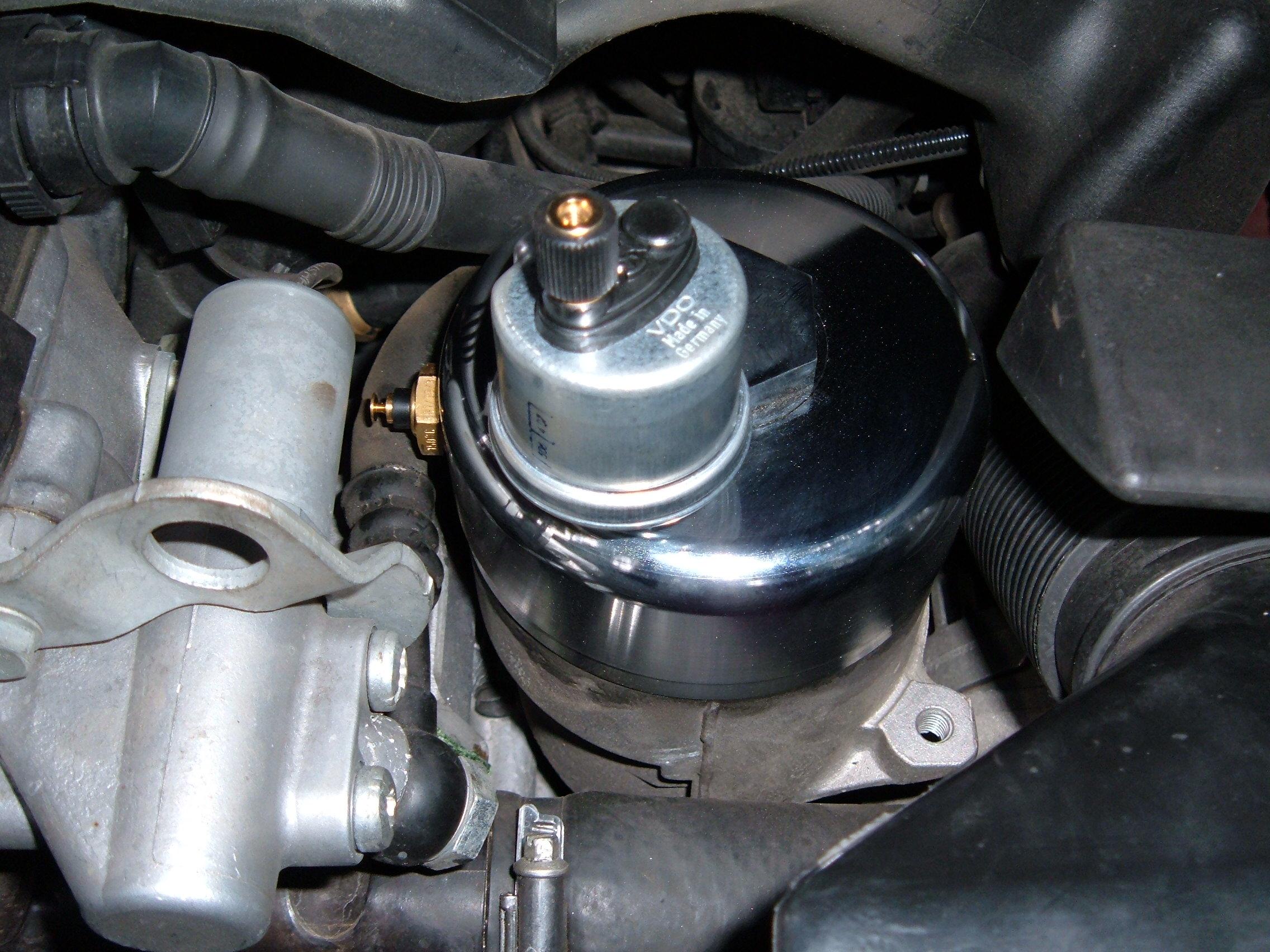BMW E36 Tuning - Einbauanleitung VDO Zusatzinstrumente